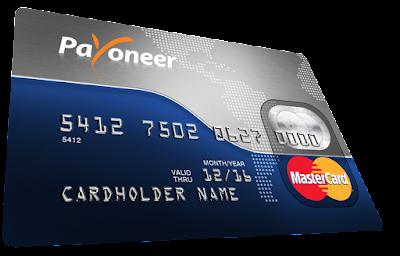 Tarjeta MasterCard® dePayoneer