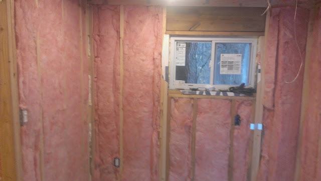 Wall Insulation- R13