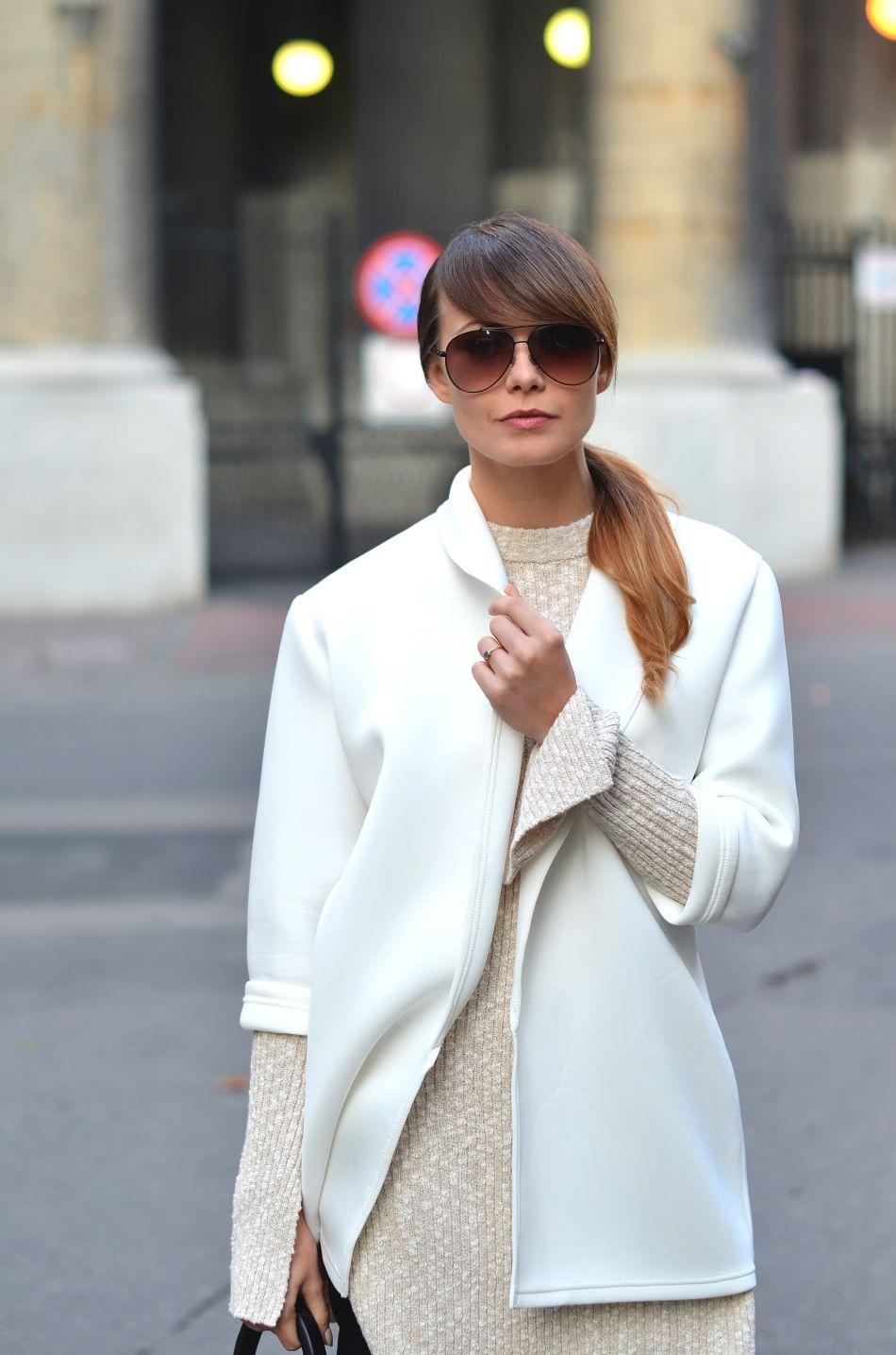 welniany sweter | trendy jesien | swiadomosc zycia | hm trend | blogi o modzie | blog o modzie | blog modowy