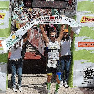 TRIATLÓN CROSS-Víctor de Corral vuelve a coronarse campeón de Europa