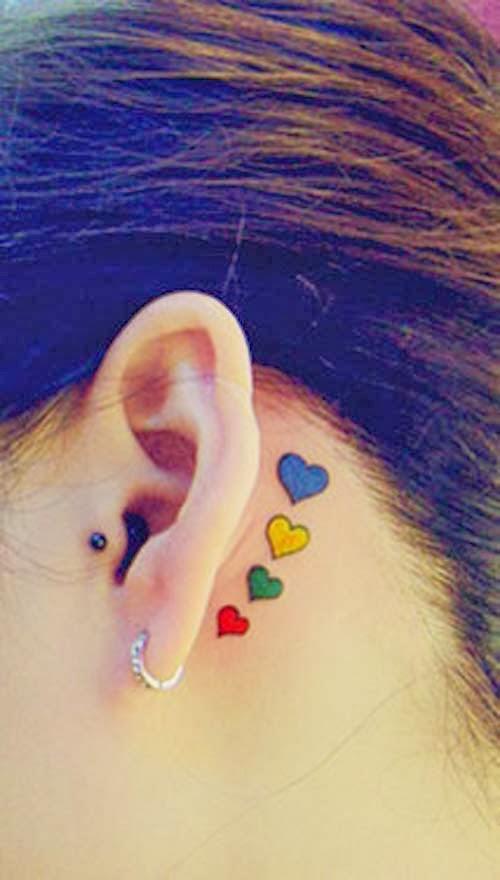 Contoh Gambar Tatto keren untuk Wanita