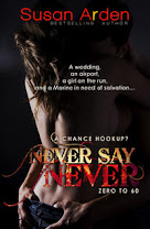 <i>Never Say Never</i><br>By Susan Arden