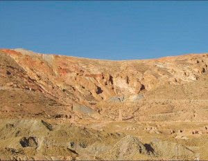 Minería y contaminación en Bolivia