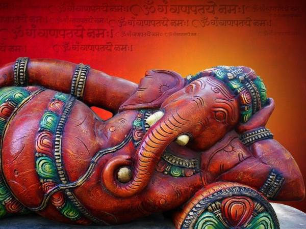 wallpapers of lord ganesha