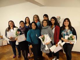 "CERTIFICACIÓN ""Programa Formación de Instructores 2015"" CENTRO YOGA RANCAGUA"