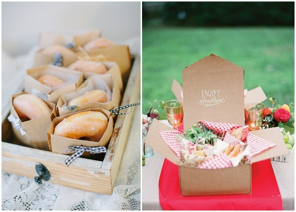 Knots And Kisses Wedding Stationery Alternative Food Ideas For Your