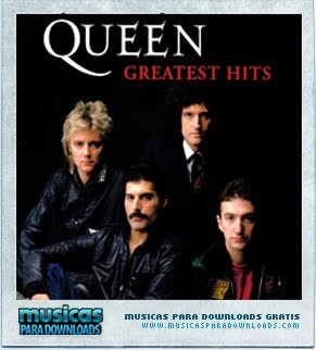 Capa Queen   Greatest Hits | músicas