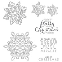 Stampin'UP!'s Flurry of Wishes stamp set