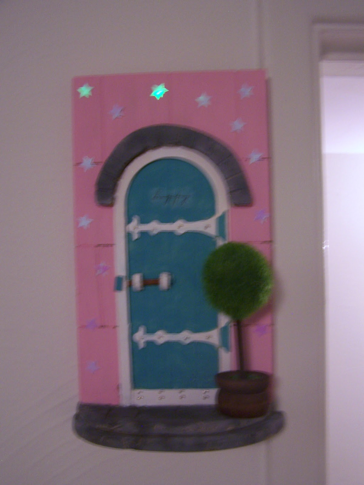 Just 3 more days holy tooth loss batman for Batman fairy door