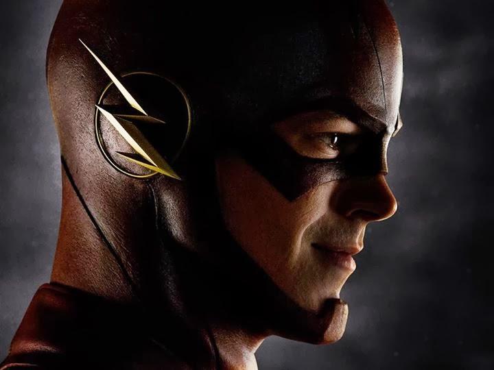 Primera imagen oficial de Flash