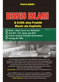 Bisnis Islami & Kritik atas Praktik Bisnis ala Kapitalis | TOKO BUKU ONLINE SURABAYA