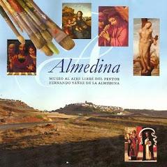 Guía del Museo al aire libre del pintor Fernando Yañez de Almedina