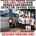 ISU ENAKMEN ANTI SYIAH : 9 ADUN PAS KEDAH MASIH TAK ADA 'TELOQ' NAK BERSEMUKA DENGAN @ustazfathulbari @PemudaPdgTerap @DPPMalaysia @MukhrizMahathir