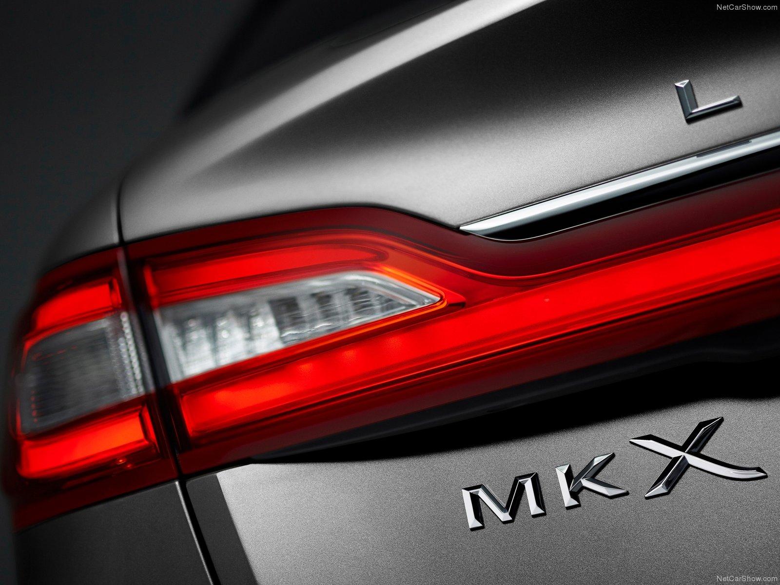 Hình ảnh xe ô tô Lincoln MKX 2016 & nội ngoại thất
