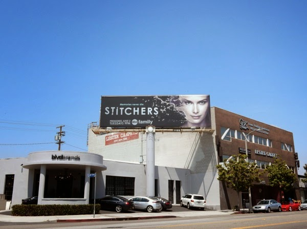 Stitchers season 1 billboard