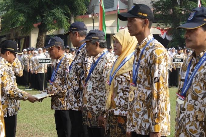 Sembilan Kelurahan Raih Penghargaan Anubhawa Sasana