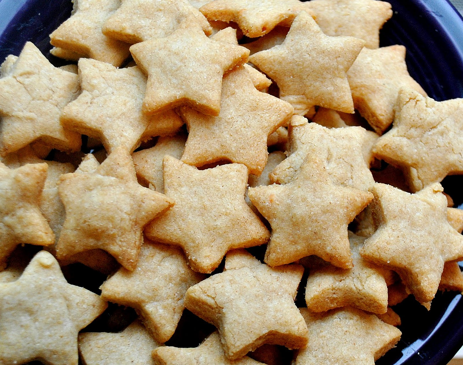 "Homemade ""Goldfish"" Crackers"