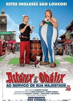 Download Baixar Filme Asterix e Obelix: A Serviço de Sua Majestade + Legenda - DVDRip