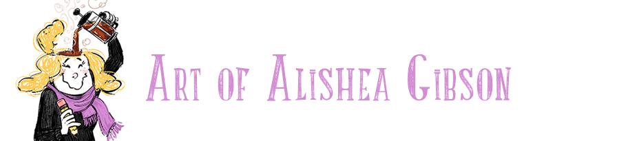 Art of Alishea Gibson