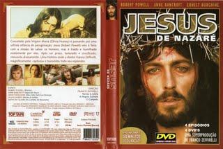 JESUS DE NAZARÉ - MINISSÉRIE COMPLETA
