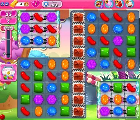 Candy Crush Saga 952
