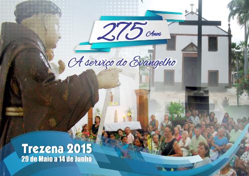 Participe da Trezena de Santo Antônio