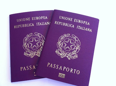 The Passports as Photographed at Cafe Zuni