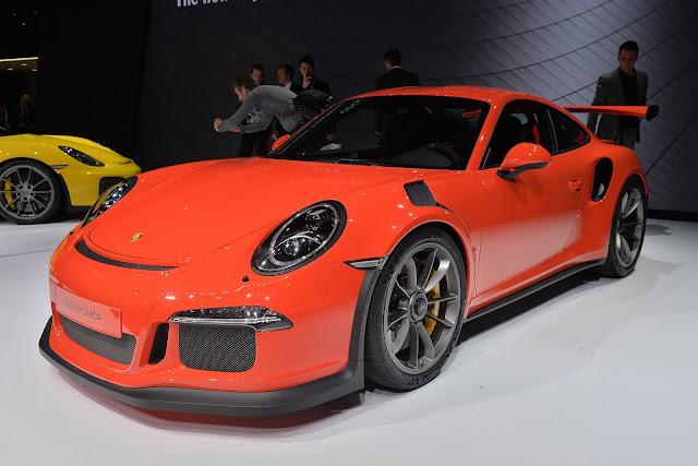 FOTOGRAFÍAS PORSCHE 911 GT3
