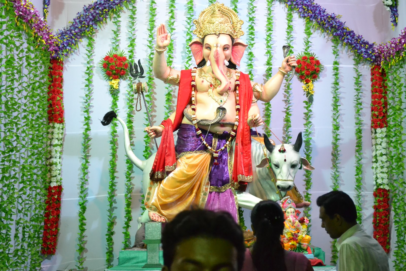 Ganesh Chaturthi - Wikipedia, the free encyclopedia - HD Wallpapers