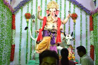 Daabgarvad Ganesh Chaturhi Festival Photo