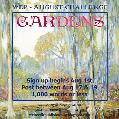 WEP August Challenge
