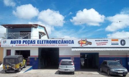 Auto Peças Eletromecânica