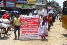 Darjeeling Sikkim observes World Anti Drug Day
