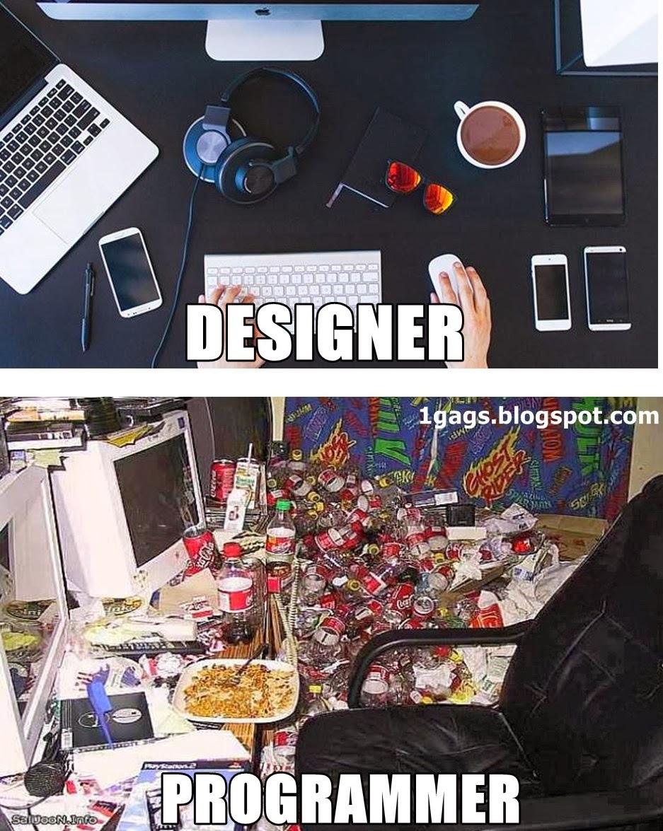 Designer and Programmer