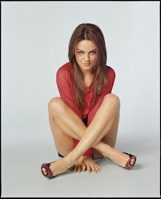 Gorgeous Mila Kunis HQ Wallpaper-67-800x600