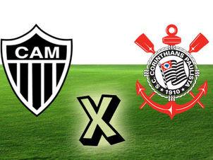 Gols e Melhores Momentos – Corinthians x Atlético MG 15-10-2014