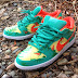 Nike SB Palmer Dunk Low Custom