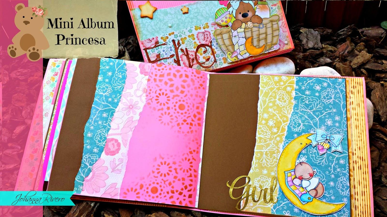 Bellas y creativas - Manualidades album de fotos casero ...