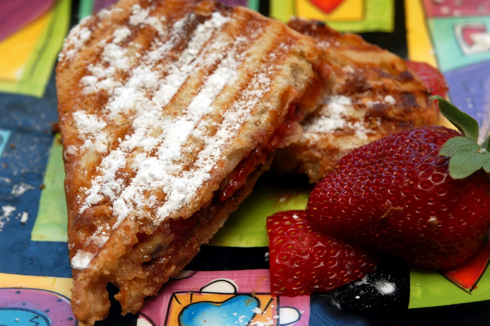 Hugs & CookiesXOXO: NUTELLA & STRAWBERRY PANINIS THAT WILL ROCK YOUR ...