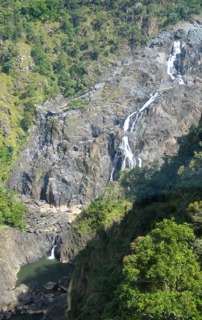 Barron Falls, Cairns Tablelands, Queensland, Australie
