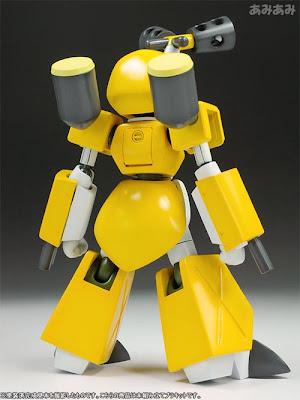 Medarot Metabee plastic kit