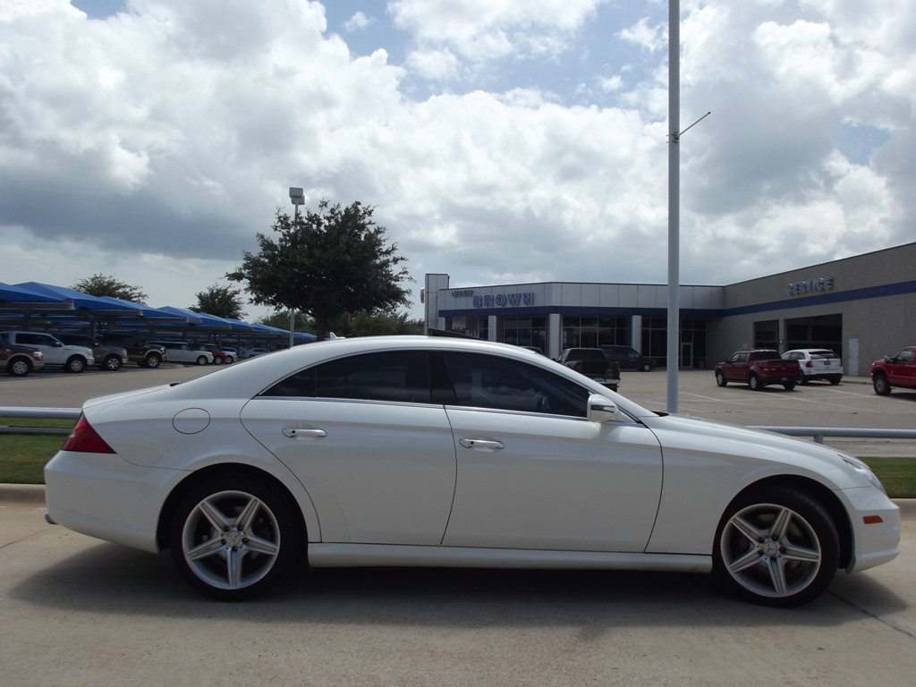 2009 mercedes benz cls550 coupe only 21k miles 41991 for Mercedes benz cls 2009