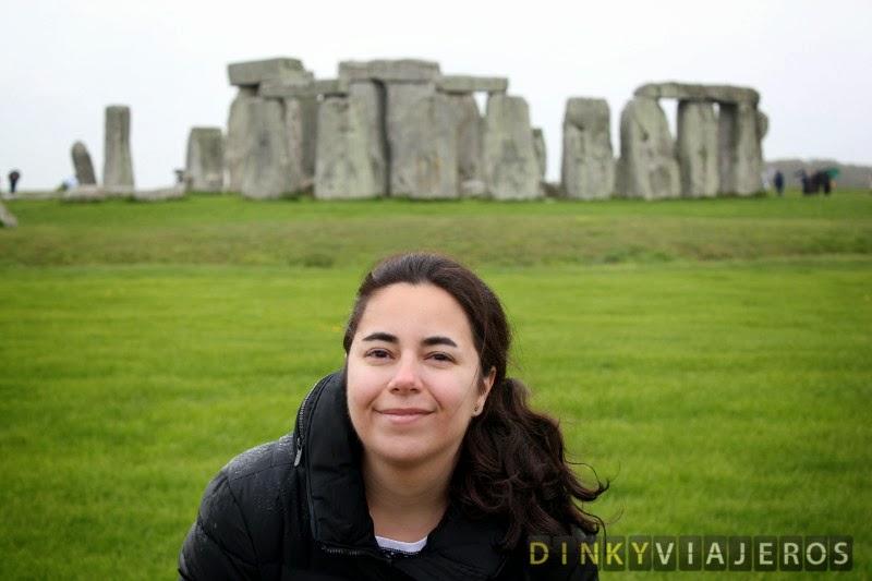 Alicia García, editora del blog DinkyViajeros