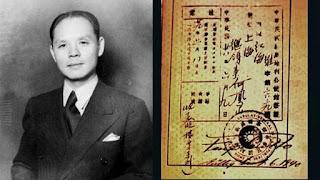 He Fengshan o Schindler da China