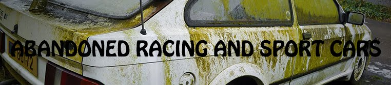 Abandoned Racing And Sport Cars