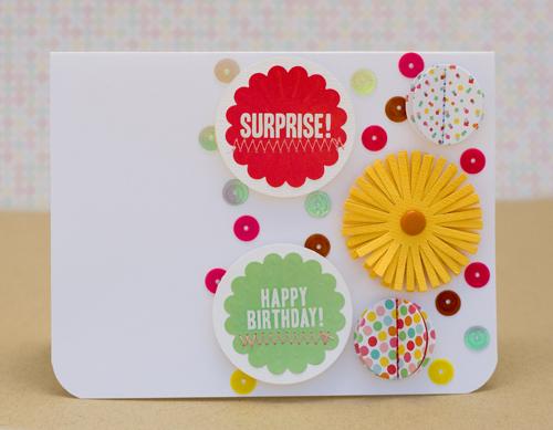Happy Day Collection Pebbles : 子ども 折り紙 : 折り紙