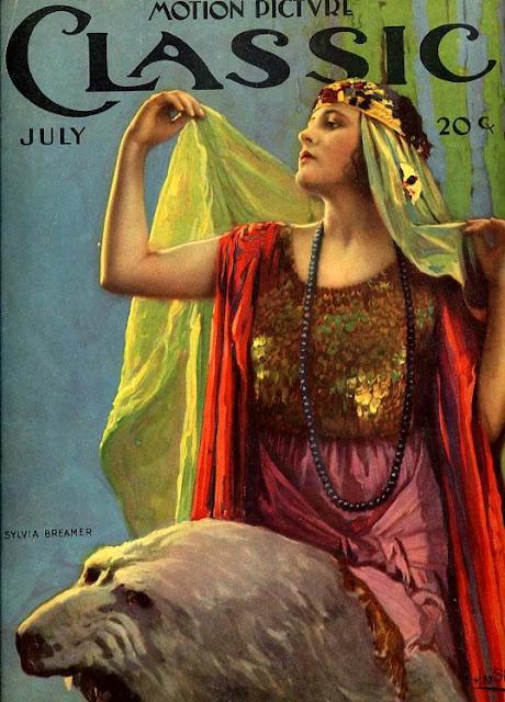 cover magazine vintage