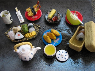 Very Cute Japanese Food Art