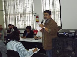 Reunião com representantes da apeoesp-sbc.16/8/2012