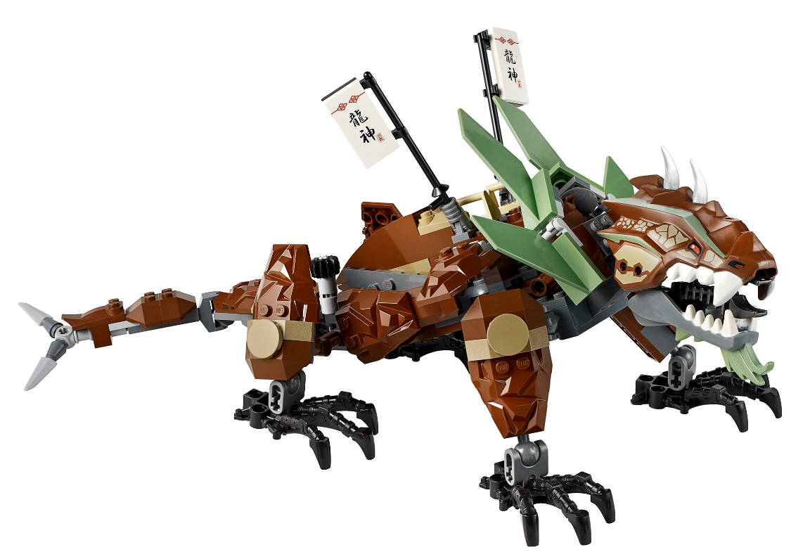 Blocklords favourite ninjago dragon - Lego ninjago dragon a 4 tetes ...